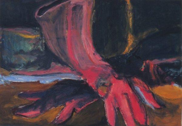 Myy pink hands -Marjan Habibian