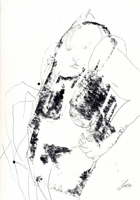 Untitled Marjan Habibian